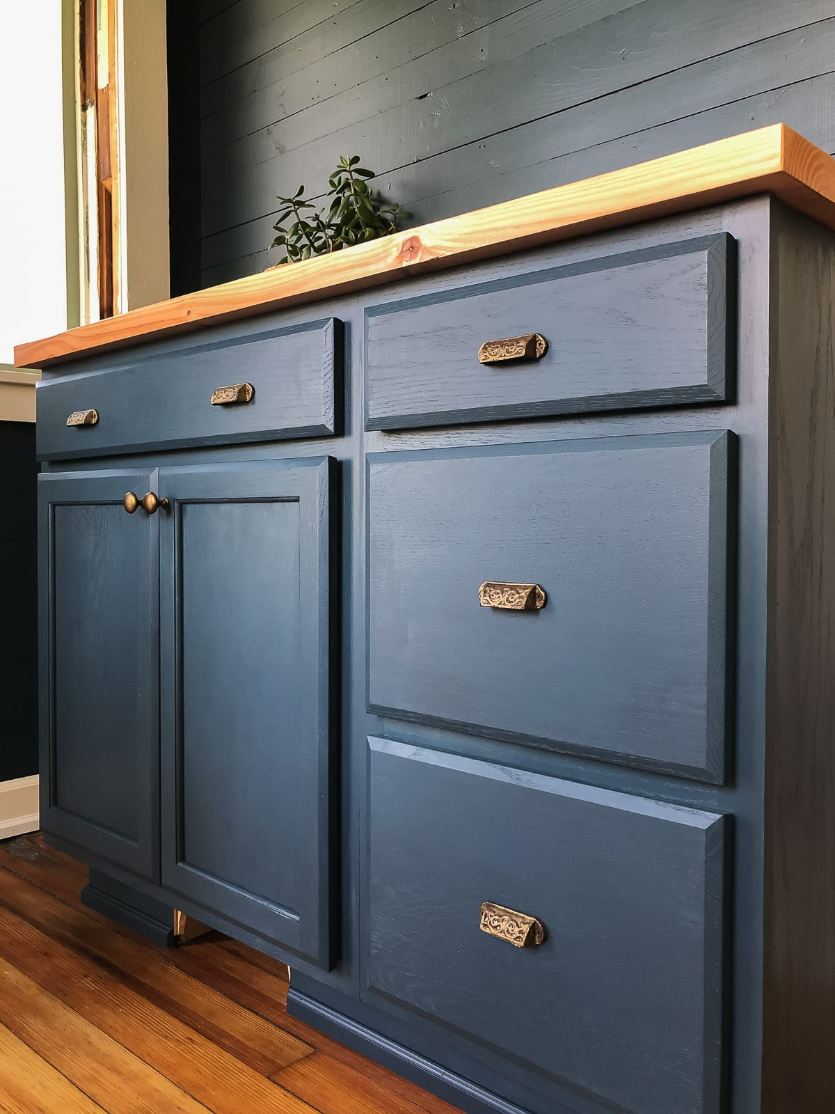 Painting Unfinished Cabinets How To Guide Blake Hill House